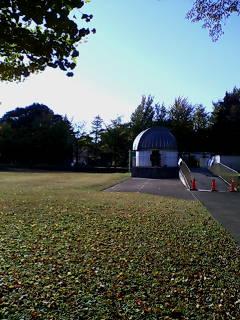 一般公開観測用ドーム