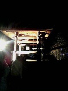 亀王山太岳院の除夜の鐘