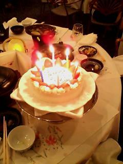 27歳のお誕生日おめでとう