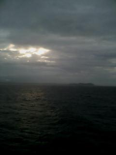 東京湾に入ったらしいです
